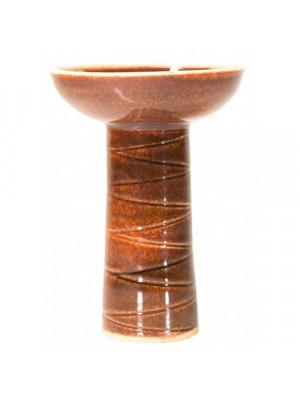 Чаша Gusto Bowls Classic Phunnel Glaze II Бордовый