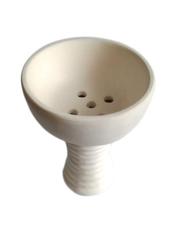 Чаша для кальяна глиняная Tangiers классическая
