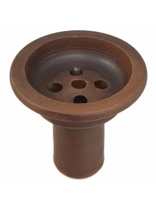 Чаша Garden Тюльпан коричневая 4106-4