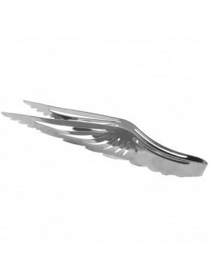 >Щипцы Mich для угля нержавеющая сталь Крылья