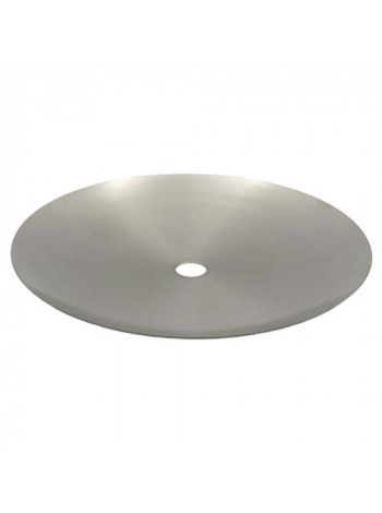 >Тарелка 2x2hookah нержавеющая сталь