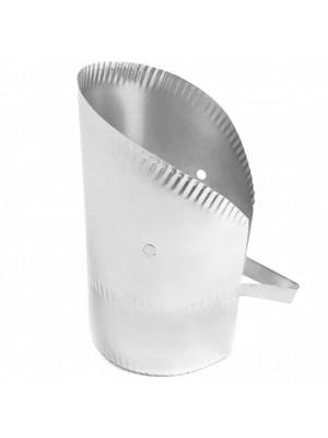 Колпак для кальяна серебро 4322-9