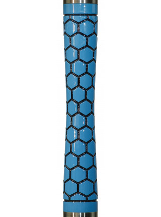 >Кальян Geometry Hookah Little Bro Honeycomb Glos Blue