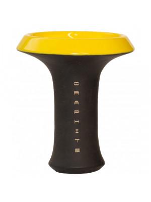 Чаша для Кальяна Sky Hookah Graphite Harmony Yellow