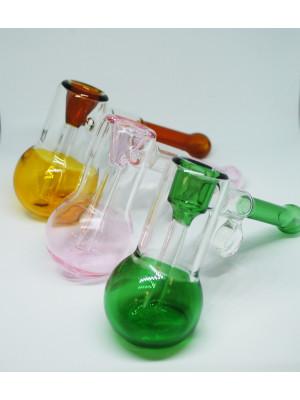 Стеклянный Баблер Water Pipe