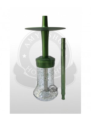 Кальян Mr.EDS E11 SUPERMAN dapple green