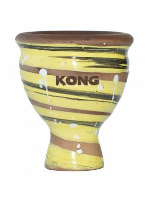 Чаша для Кальяна KONG Mummy Glaze Space Yellow