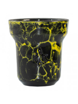 Чаша для Кальяна Solaris Adam Yellow