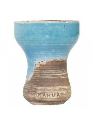 Чаша для Кальяна Karma Турка-мини Синий
