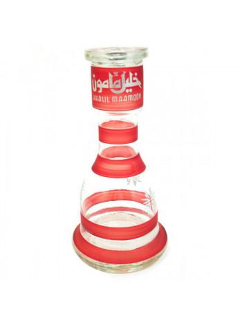 >Колба для кальяна Khalil Mamoon египетская красная
