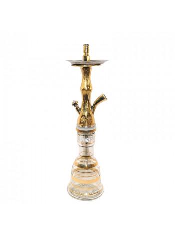 > Кальян Khalil Mamoon Ceramica mini Gold