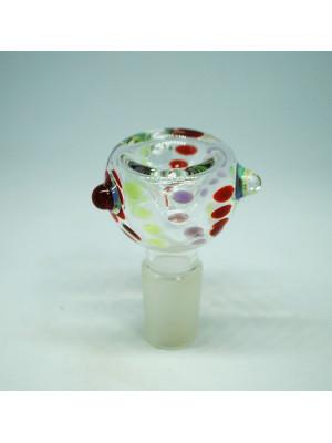 Шлиф для бонга Mushroom №2 d19