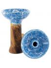 >Чаша 2x2Hookah Medium Blue