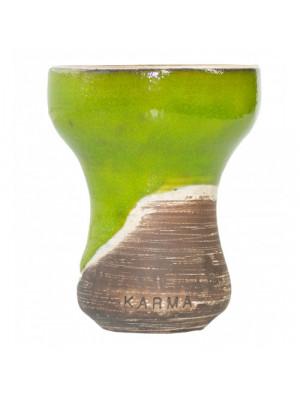 Чаша для Кальяна Karma Турка-мини Зеленый