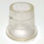 >Уплотнитель под шланг силиконовый прозрачный