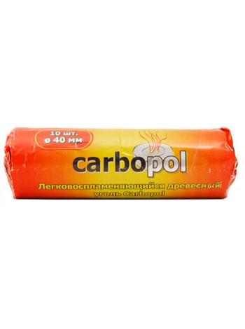 > Вугілля Carbopol (бистророзжігающійся)