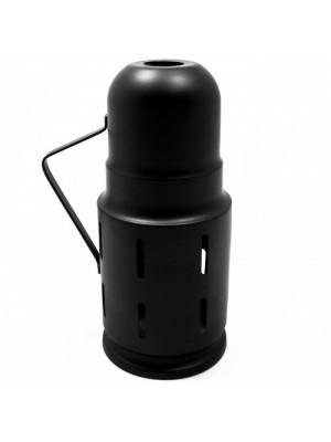 Колпак для кальяна черный (22,5 см) 4221-22