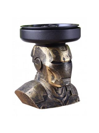 Чаша металлическая Iron Man