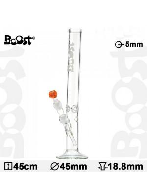 Бонг стеклянный BOOST Cane H:45cm-?: 45mm-SG:18,8mm
