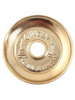 Блюдце Khalil Mamoon gold 4180-8