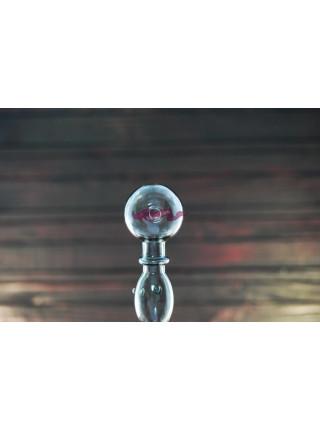 Стеклянная трубка для курения Oil Bubble Gray