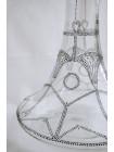 >>Колба для кальяна 2x2 Стимулейшн (Steamulation) прозрачная красивая дизайнерская роспись