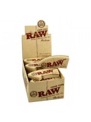 > Фільтри RAW Cone Shaped Tips, 32шт
