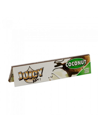 Бумага для самокруток King Size Juicy Jays Coconut
