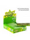 Бумага для самокруток King Size Juicy Jays Green Apple