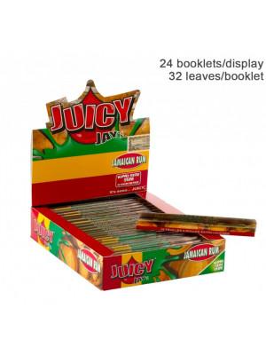 Бумага для самокруток King Size Juicy Jays Jamaican Rum