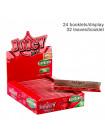Бумага для самокруток King Size Juicy Jays Raspberry