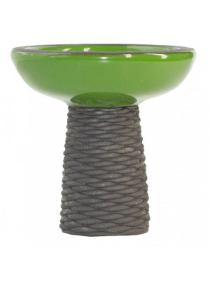 Чаша для Кальяна Conceptic Design C3D-15 Bowl Green