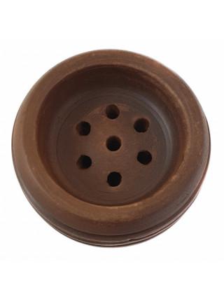 Чаша Garden Гранат коричневая 1010-4