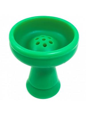 Чаша Garden Classic силикон (под Kaloud Lotus) зеленая 4302-3