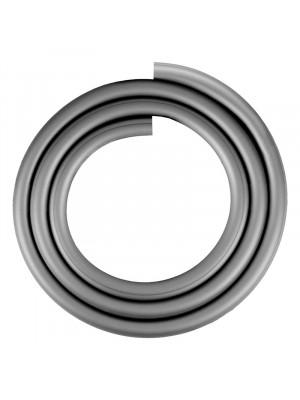 >Шланг силиконовый Soft Touch серый