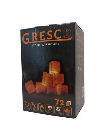 >Уголь Gresco 1 кг в коробке