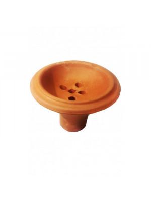 Чаша глиняна для кальяну 6х9х2см