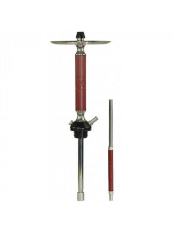 Кальян Divo Skinni K2 Красный (Блюдце нержа)