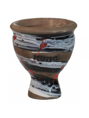 Чаша KONG Mummy Glaze Space Dracula Black