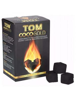 >Уголь Tom Coco Gold 1 кг.