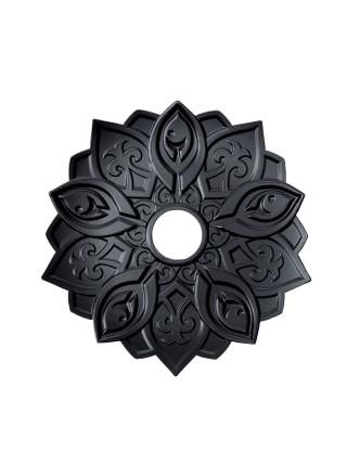 > Кальян Karma model 3.0 коричневий тарілка Classic