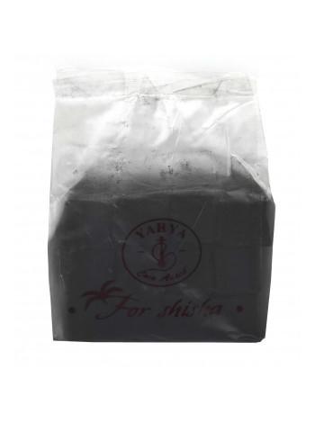 Вугілля кокосове для кальяну Coco Yahya Asseel без уп., 0,5 кг